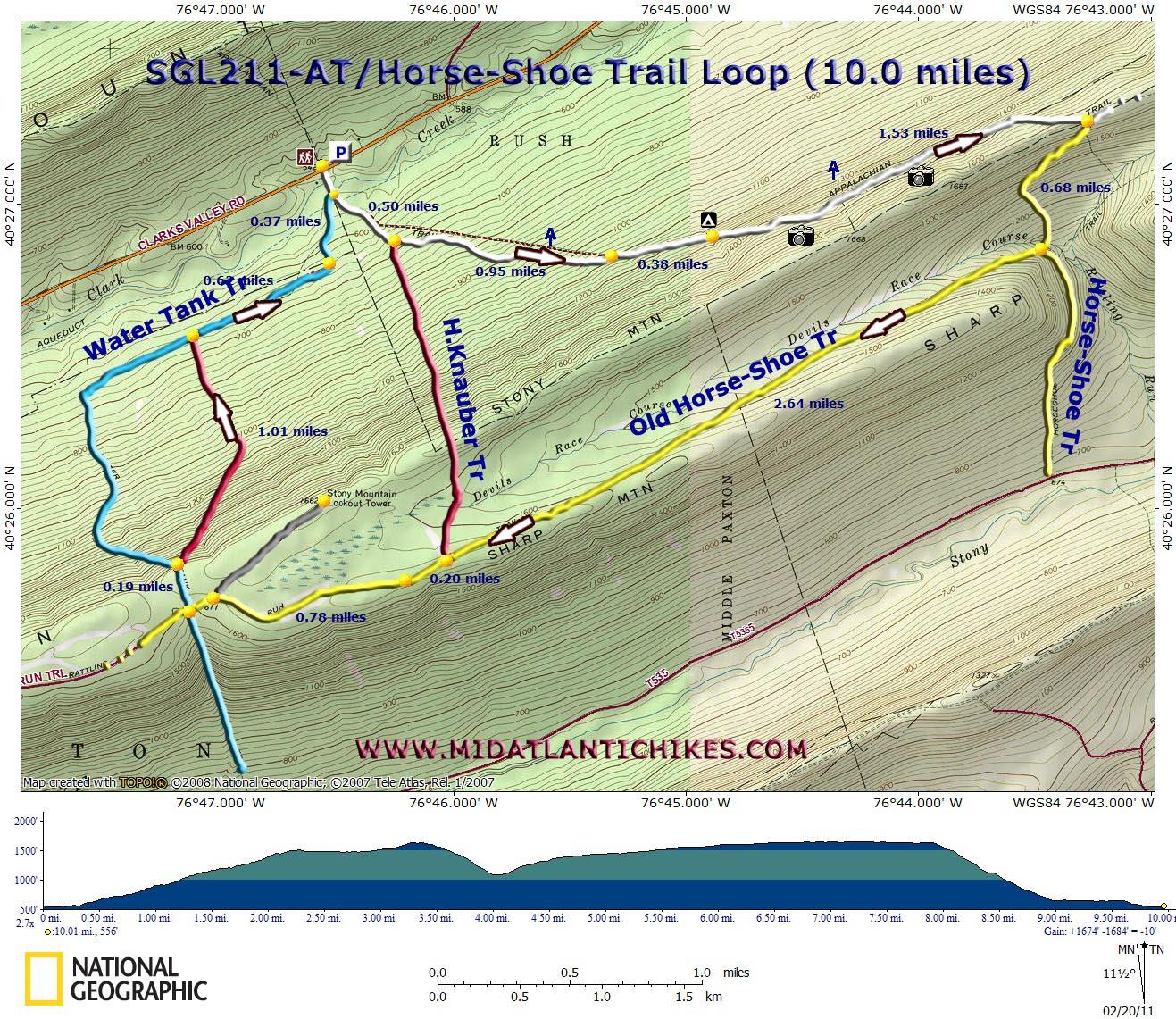 Susquehanna Appalachian Trail Club - Hiking South Central Pennsylvania