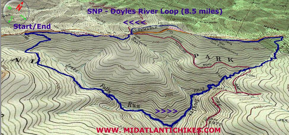 View 3 D Map