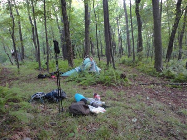 Laurel Highlands Trail Thru Hike